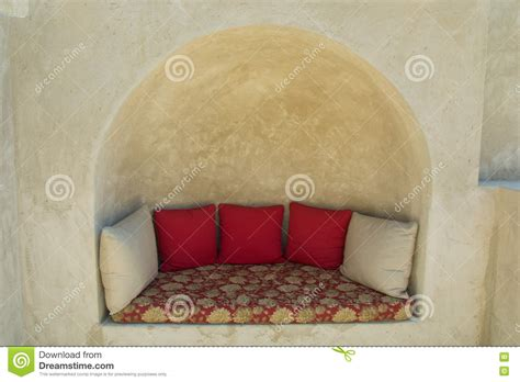comfortable couch pillows comfortable sofa with pillows outdoors inside the wall in