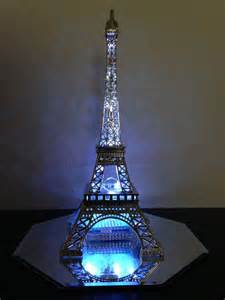 decorations that light up centerpiece light up eiffel tower by itsmy15party on