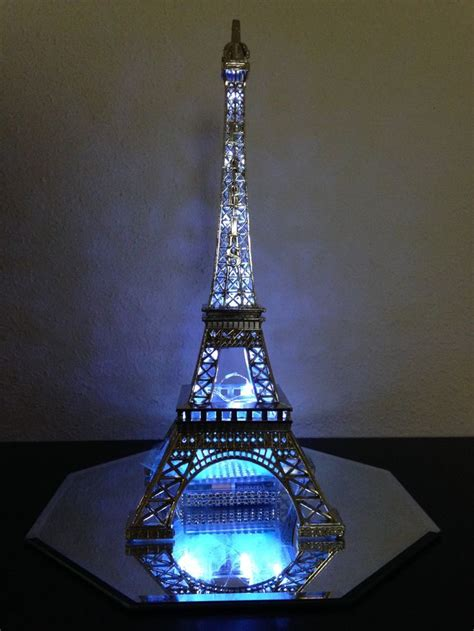 Eiffel Tower Decorations by Centerpiece Light Up Eiffel Tower By Itsmy15party On