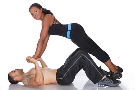 phadras parks body chain phaedra parks donkey booty workout dvd video and photos