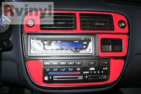 1996 Honda Civic Interior Parts dash kit decal auto interior trim for honda civic 1996 1998