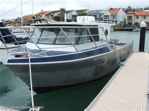 cabin cruiser boats used used aluminium cabin cruiser seamaster for sale