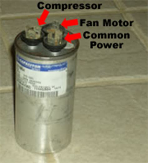 bad capacitor symptoms hvac 28 images my a c just hums and buzzes but doesn t turn on george