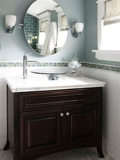 Sinks That Sit On Top Of Vanity by Floating Sinks That Sit Above The Vanity Really Add Appeal