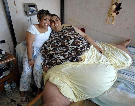 Bed Written Fattest Woman In The World Amp Manuel Uribe Bloggingdaniel