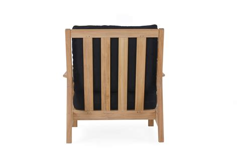 contract outdoor furniture club chair teak contract outdoor furniture couture