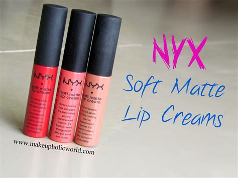 nyx soft matte lip ingredients nyx soft matte lipcreams antwerp stockholm amsterdam