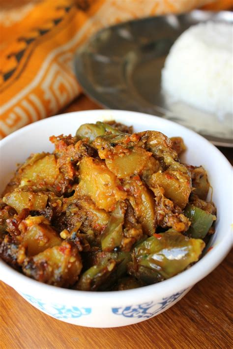 how to labra food better be labra assamese vegetable curry