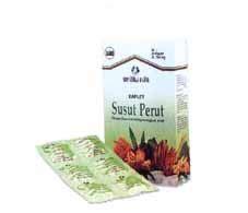 Mustika Ratu Susut Perut the secret of susut perut caplet
