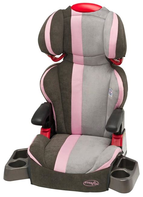 booster seat with backrest evenflo bid kid lx high back booster seat