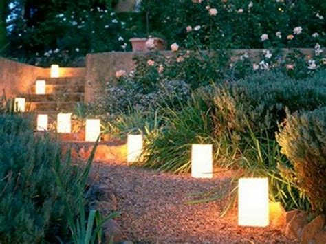 add charm to your evenings with unique outdoor lights