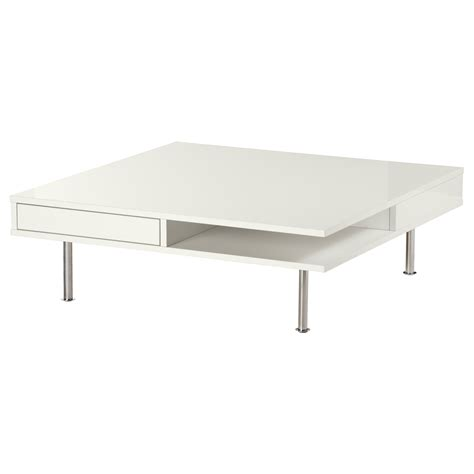 Tofteryd Coffee Table High Gloss White Length Width Ikea Coffee Tables Ikea Uk