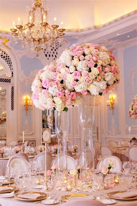 Center Wedding Flowers by And Dreamy Floral Wedding Centerpieces Collection