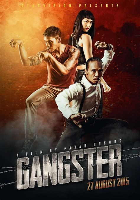 Download Film Laga Indonesia Gangster | film laga indonesia gangster rilis teaser poster muvila