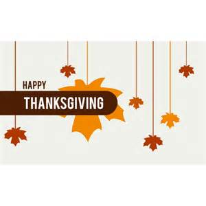 happy thanksgiving poster vector free