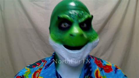 foam latex tutorial youtube foam latex lyonshel 174 snake face prosthetic mask youtube