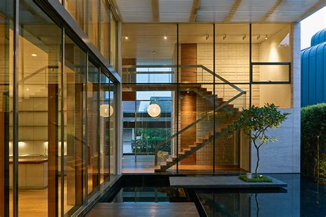 zen home design singapore zen courtyard contemporary home in singapore inspired by