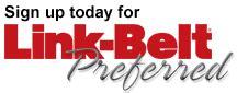 link belt prefered link belt cranes