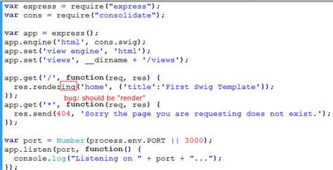 tutorial javascript debugger tutorial on using the debugger in node js learn web