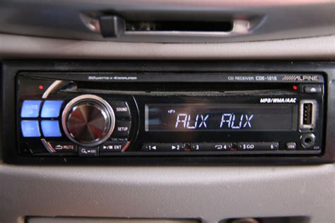 car radio how to hook up your ipod to a car stereo 10 steps with