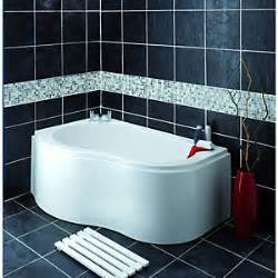 wickes shower baths wickes wave corner bath left hand white 1500mm wickes co uk