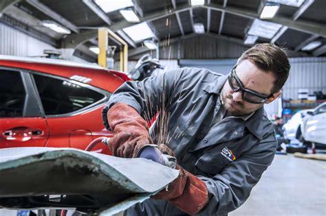 car body repairs croydon cp panelcraft