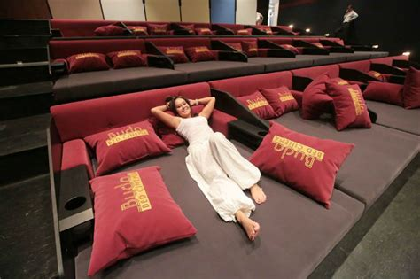 bed theater 6 movie theaters that will let you watch their films in