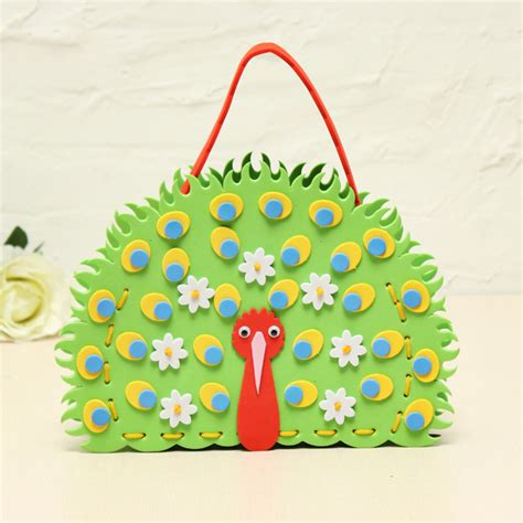 Diy Handmade Bags - buy diy handmade animals peacock bags sewing handbags