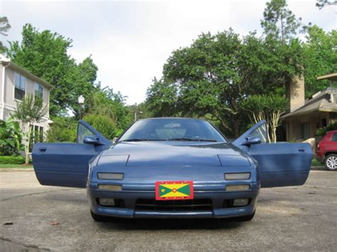 mazda rx7 for sale in houston 1989 mazda rx7 convertible new paint seats