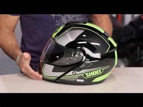 Shoei Neotec Imminent Helmet Review at RevZilla.com   YouTube