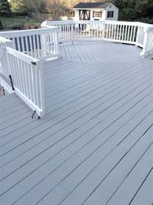 cabot seacoast gray solid stain this color it s on our deck and i spent a lot of time to