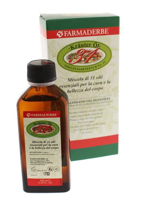 olio 31 mal di testa krauter olio 31 farmaderbe sorgentenatura it