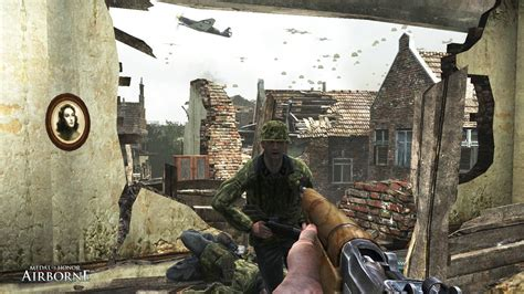 free download full version pc games medal of honor medal of honor airborne free download full version pc