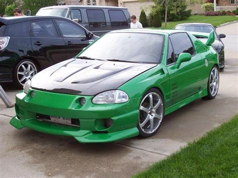 joeparr  honda del sol specs  modification info  cardomain