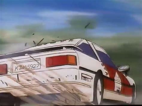 F Anime Racing by Apparently There Was An Anime About Rally Racing Released