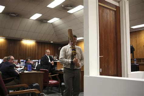 pistorius bathroom oscar pistorius bathroom door cricket bat appear at murder trial olympictalk