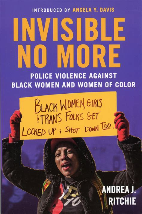 invisible no more violence against black and