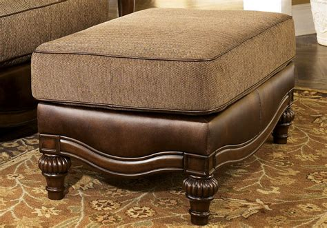 Claremore Tag Office by Claremore Antique Ottoman