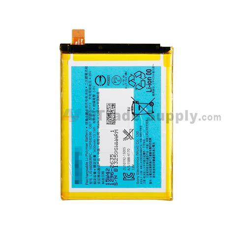 Batre Battery Sony Xperia Z5 Original sony xperia z5 premium battery etrade supply