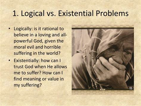 ppt christian apologetics iv the problem of evil
