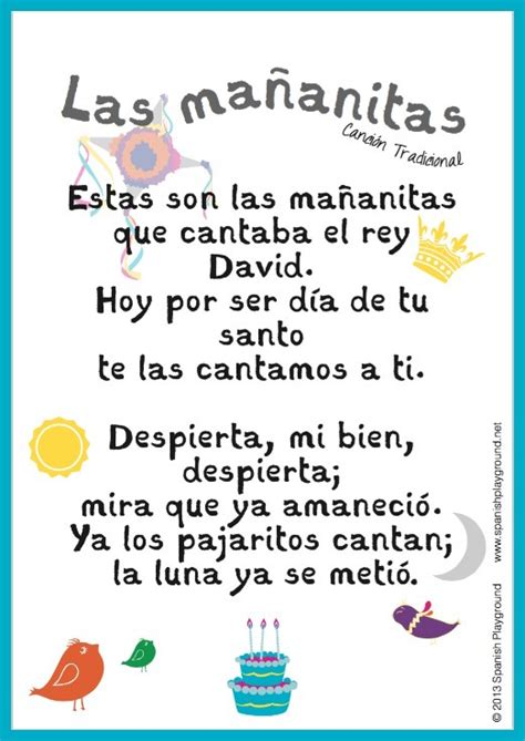song in spanish happy birthday song for mom in spanish
