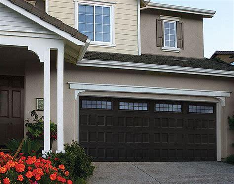 Painting Garage Door Black by Black Garage Door Roof Paint Black