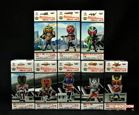 Wcf Kamen Rider Vol 10 Set 8 Pcs xl toys forum view topic 03 25 tue toys hill
