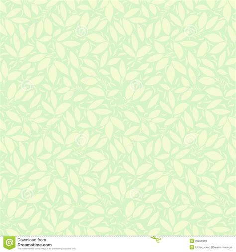 neutral green neutral green beige plant wallpaper stock vector image