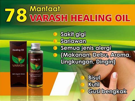 Minyak Varash Original agen reseller member toko grosir minyak varash