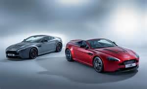 Aston Martin Vantage V10 2016 Aston Martin V12 Vantage Pictures Information And