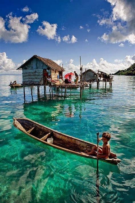 Lake Danau Batur and Mount Batur, Bali, Indonesia.   Our