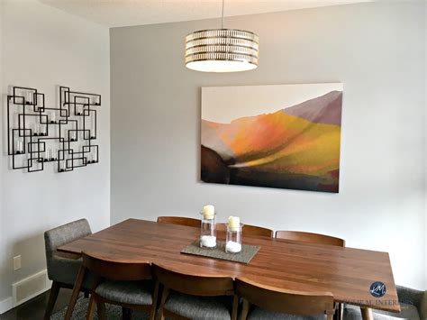 shrewin williams sherwin williams big chill in dining room best cool gray
