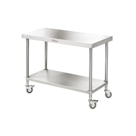 mobile work benches simply stainless mobile work bench 900x700x900