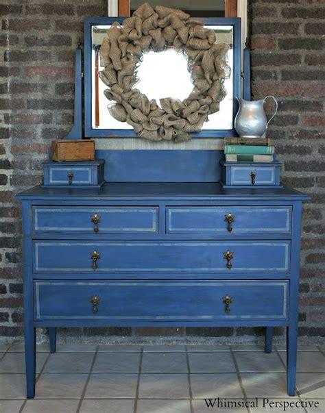 chalk paint napoleonic blue sloan chalk paint napoleonic blue by whimsical
